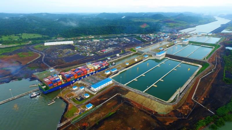 Bosch Rexroth's global effort key to Panama Canal expansion