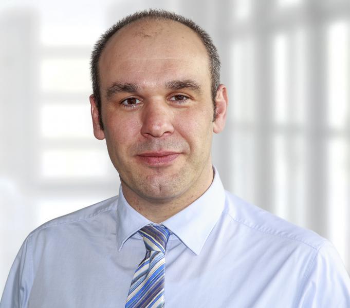 """Jochen Schmidt, Produktmanager Spanntechnik der Mapal Dr. Kress KG, Aalen: """"Für eine digital vernetzte Fertigung wird die Spanntechnik eine zentrale Rolle einnehmen."""""""