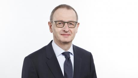 Dr. Wilfried Schäfer, Executive Director of the VDW (German Ma-chine Tool Builders' Association), Frankfurt am Main