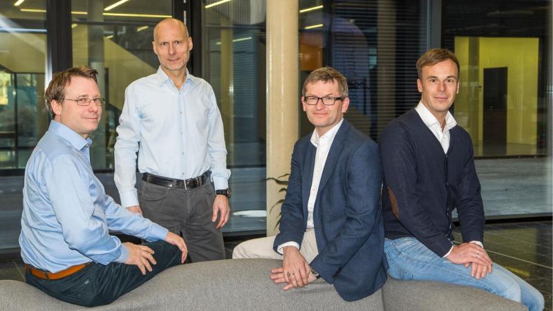 TRUMPF Venture partners with Unternehmertum Venture Capital