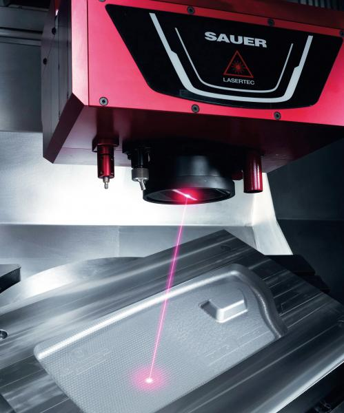 With the LASERTEC Shape technology DMG MORI has set new standards in the field of die & mold.