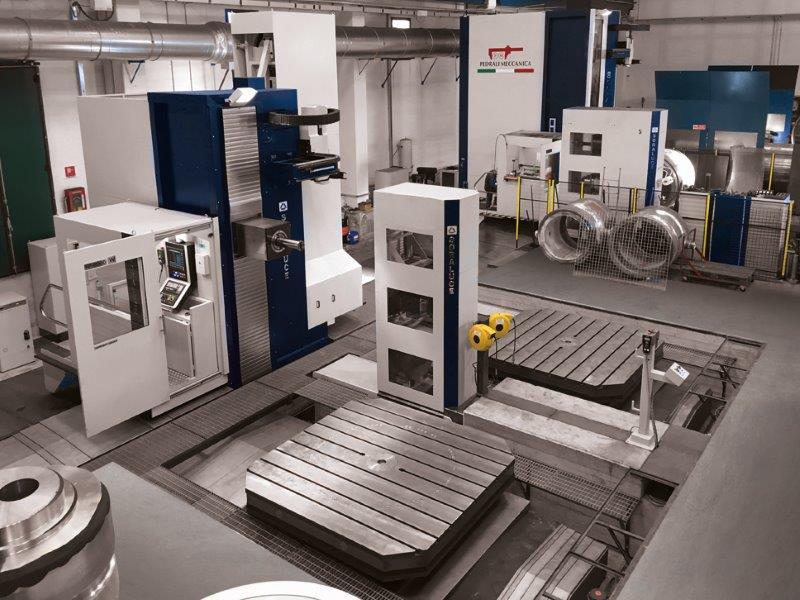 La fresadora de Soraluce y el CNC 8065 de Fagor Automation, realizan piezas calidad en tiempo récord
