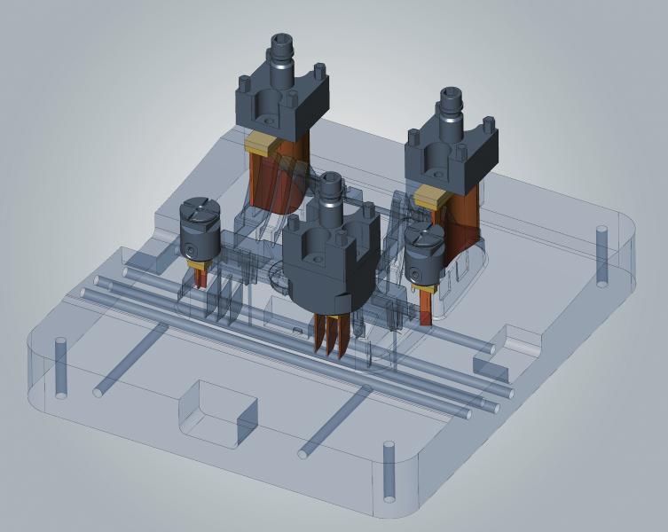 hyperCAD®-S Electrode: neues Modul für die schnelle Erstellung von Elektroden