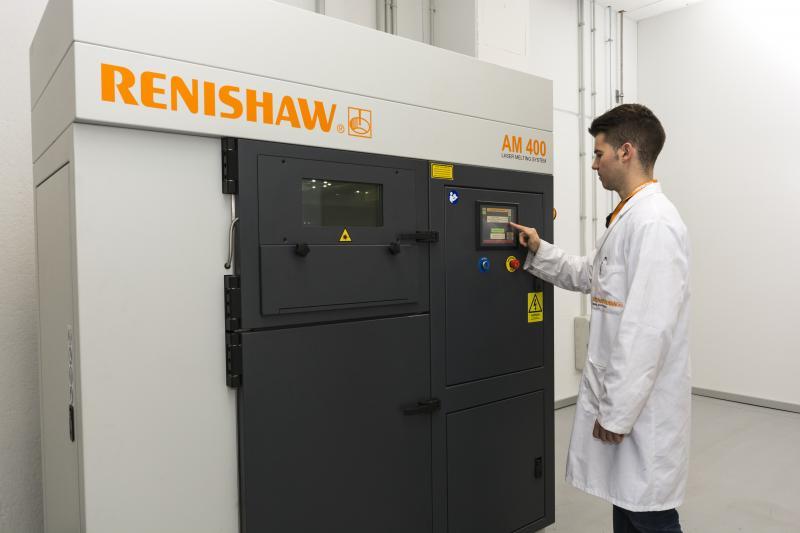 Renishaw colabora en el proyecto Futuralve para la nueva generación de turbinas de alta velocidad