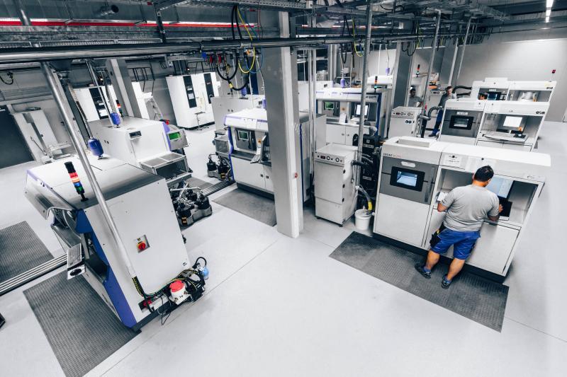 Auch additiv gefertigte Bauteile benötigen ebenso wie andere Fertigungstechnologien eine Qualitätsprüfung.