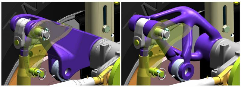 Highly sophisticated integrated technologies for simulations and analyses enable a design's behaviour to be calculated in advance. This new technology, with its high change-triggering potential, will encourage innovative design approaches.