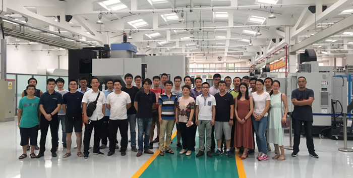 SolidCAM China held a successful summer training on SolidCAM 2017