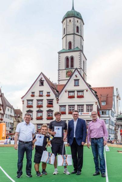 VOLLMERCup – lokales Sponsoring mit globalem Flair