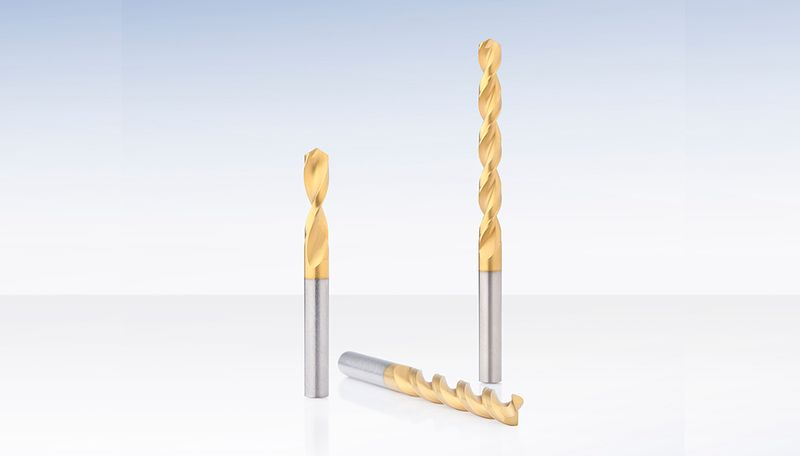 WNT has extended its range of high speed steel (HSS) drills with the addition of the HSS-E-PM UNI series of powder metallurgy HSS drills. These new drills are designed to fill the gap between conventional HSS drills and solid carbide, particularly on high-alloy, high-strength steels in medium batch quantities.