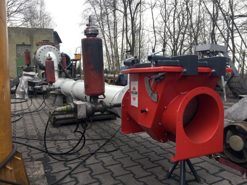 Mit der neuen ProFlap III sichert sich Keller Lufttechnik in bestimmten Anwendungsgebieten, zum Beispiel bei Metall/Aluminium, jetzt ein Alleinstellungsmerkmal und damit eine Vorreiterstellung am Markt