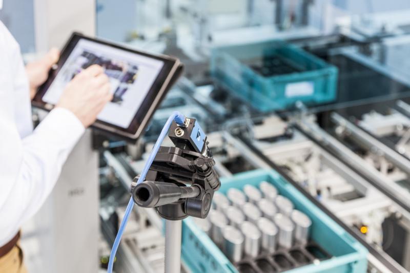 """Mit der """"Smarten Systemoptimierung"""" erfolgt eine technisch detaillierte und zugleich automatisierte Auswertung von Stillstandsursachen und Fehlerzusammenhängen in einer Produktionslinie."""