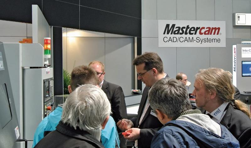 """Mastercam sets standards with """"Dynamic Lathe"""""""