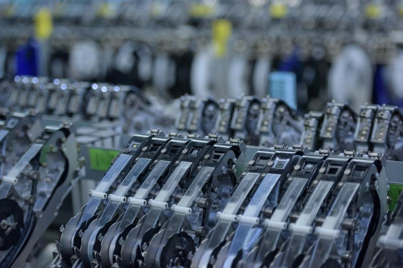 The factory of the future is in Spessart
