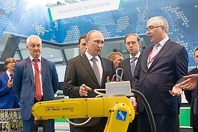 FANUC: Desarrollos industriales para una fabricación inteligente