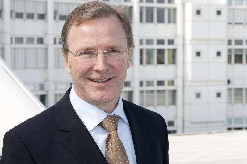Prof. Jörg Krüger, head of the Automation Technology Department at the Fraunhofer Institute for Production Systems and Design Technology (IPK), Berlin