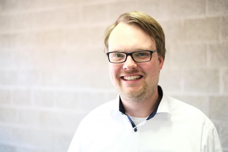 Dr. Cord Winkelmann, Managing Director of Sensosurf GmbH, Bremen.