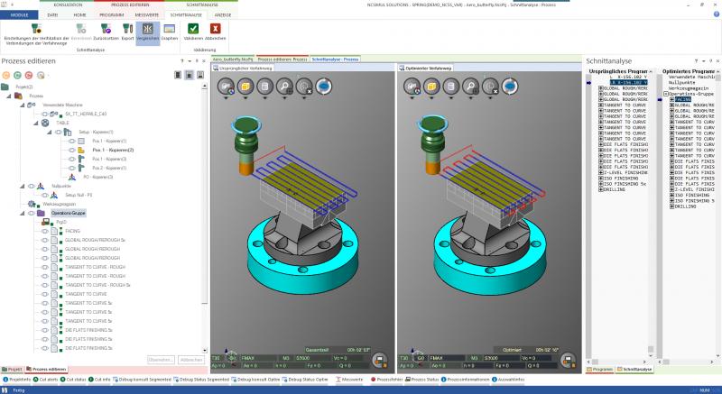 NCSIMUL auf der EMO: Change the Game in CNC Machining