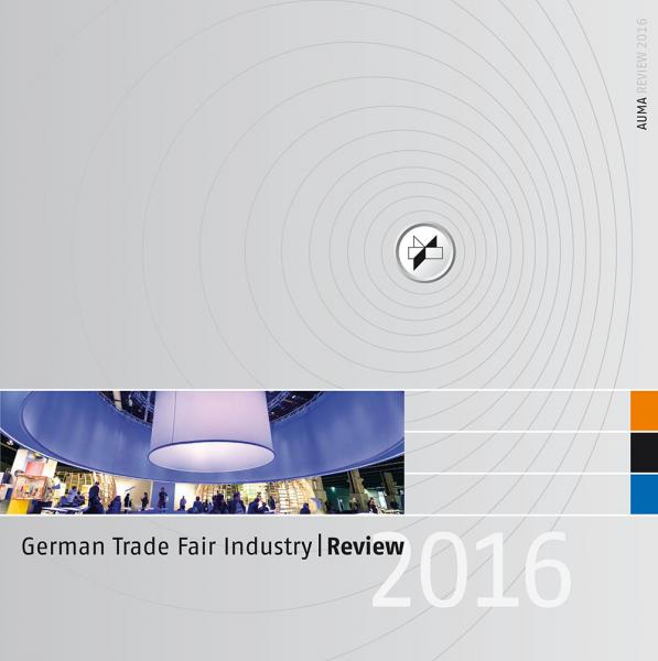 """AUMA publishes """"German Trade Fair Industry Review 2016"""""""
