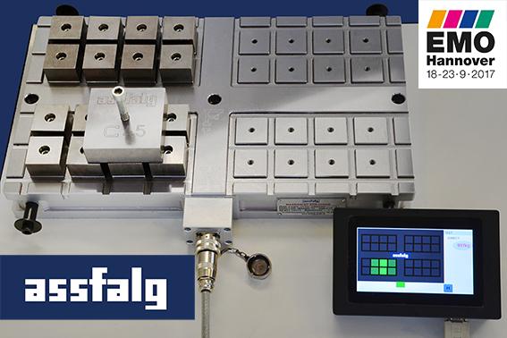 EPM electropermanent magnetic plate MAGNASLOT