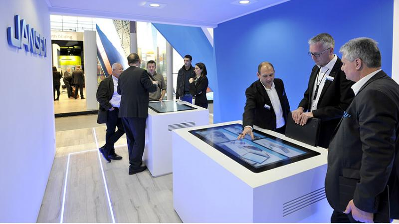 Positive mood in the economy boosts strong first half-year for German trade fairs