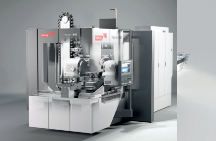 Even more compact, even more flexible: Two new Heckert machining centres are being presented at the same time at EMO.