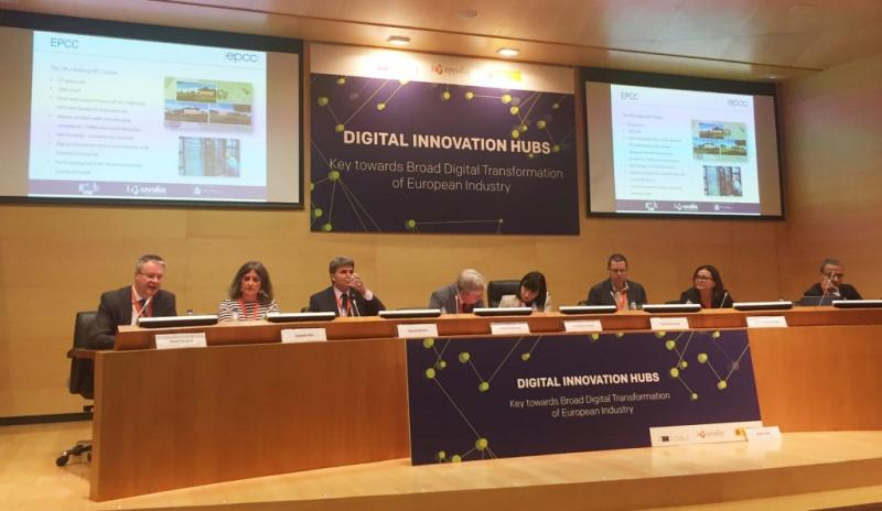 Innovalia has celebrated the annual I4MS meeting of the European initiative in Madrid