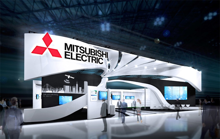 Mitsubishi Electric at CEATEC JAPAN 2017