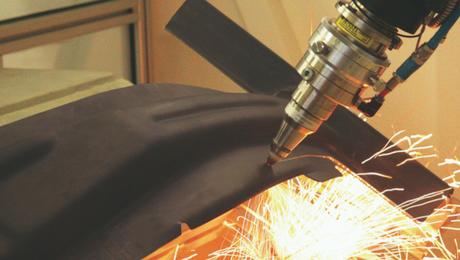 Laserschneiden mit automatischer Messdatenrückführung