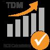 Wirtschaftlichkeit mit TDM erhöhen