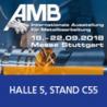 DVS TECHNOLOGY GROUP auf der AMB 2018 – Mit DVSystem vom Rohling bis zum Präzisionsbauteil