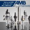 BIG KAISER muestra el futuro del mandrinado de precisión en la AMB
