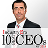 Einer der 10 besten CEOs in 2018 - Dietmar Bohn von Industry Era ausgezeichnet