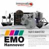 EMO 2019 – Innovalia Metrology: presenta soluciones de metrología