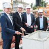 Laying the foundations for the new Wibu-Systems head office and House of IT Security