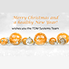 Merry Christmas and a healthy New Year!