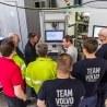Volvo Construction Equipment rüstet Lackieranlage mit neuer Overspray-Absaugung aus