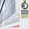 German Design Award 2017 für das ActiveCockpit