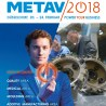 METAV 2018: the registration phase has begun