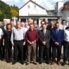 Ehrungen für langjährige Betriebszugehörigkeit bei Bosch Rexroth in Horb