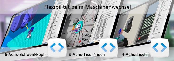 """Auf der AMB 2016: Mit intelligenter CNC Fertigung fit für """"Industrie 4.0"""""""