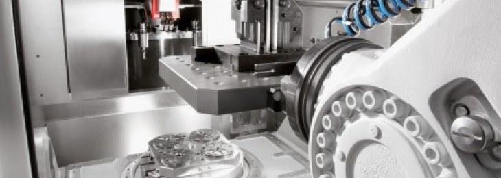 Das Original! Viele sagen, Hermle baut die wahrscheinlich besten Maschinen der Welt.