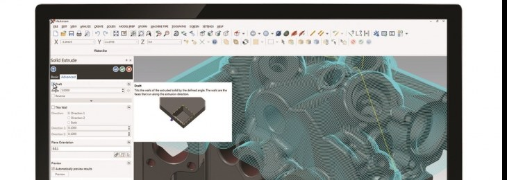 CAD for CAM Design Tools