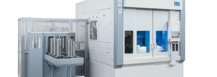 Erweiterung der modularen Produktpalette - EMAG auf der AMB