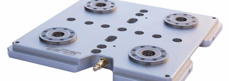 ROEMHELD-Neuheiten: Werkstück-Spanntechnik auf der AMB