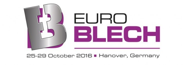 Fagor Arrasate nimmt an der EuroBLECH 2016 in Hannover teil