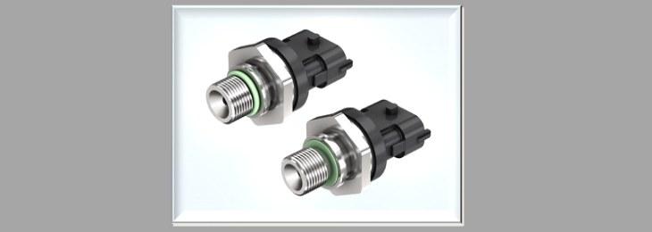 Klein und robust: Kompakte Drucksensoren bis 600 bar