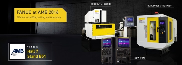 AMB Highlights and FANUC Opening