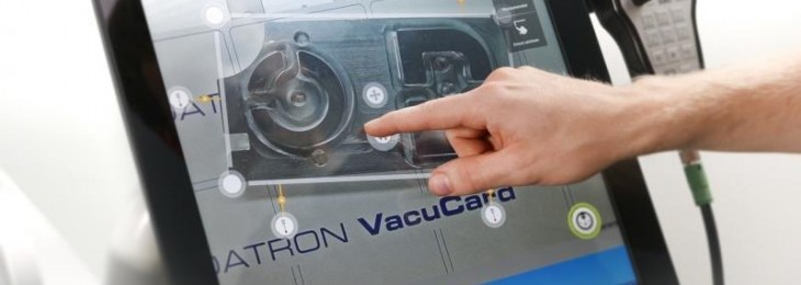 DATRON Uses Smartphone Approach for New Milling Machine