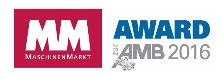 Spannfutter Toplus IQ gewinnt den Innovationspreis »MM Award zur AMB 2016«