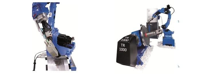 Adaptives Roboterschweißen: perfekte Ergebnisse mit MotoSense